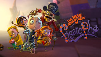 Netflix box art for The Adventures of Figaro Pho - Season 1