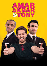 Amar Akbar and Tony Netflix AU (Australia)