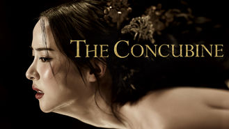 Netflix box art for The Concubine