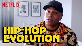 Netflix box art for Hip-Hop Evolution - Season 1