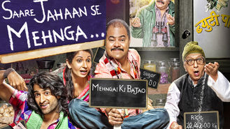 Netflix box art for Saare Jahaan Se Mehnga