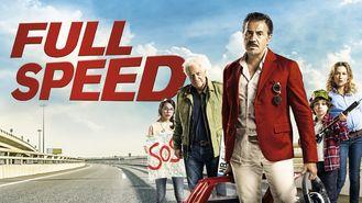 Netflix box art for Full Speed