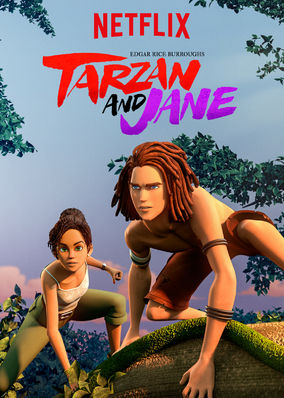 Edgar Rice Burroughs' Tarzan and Jane - Season 1