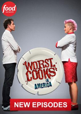 Worst Cooks in America - Season 3