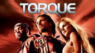 Netflix box art for Torque