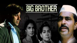 Netflix box art for Big Brother