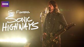 Netflix box art for Foo Fighters: Sonic Highways - Season 1