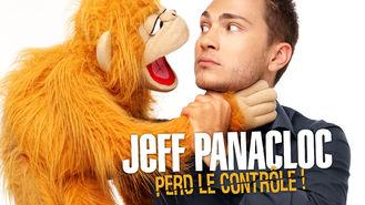 Netflix box art for Jeff Panacloc Perd Le Contrôle!