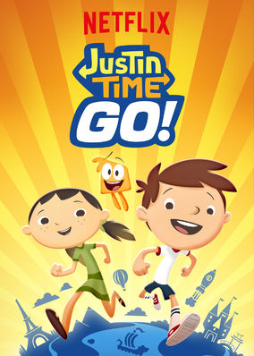 Justin Time GO! - Season 1