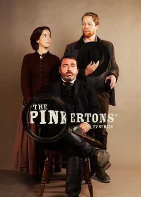 Box art for The Pinkertons