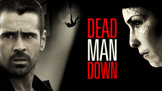 Netflix box art for Dead Man Down