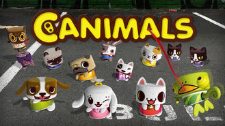 Netflix box art for Canimals - Season 2