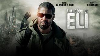 Netflix box art for The Book of Eli