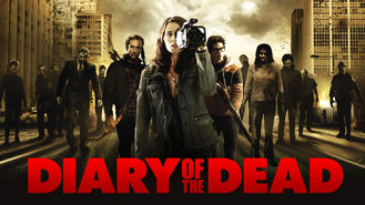 Netflix box art for Diary of the Dead