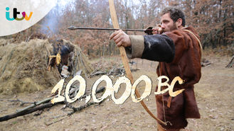 Netflix box art for 10,000 B.C. - Season 1