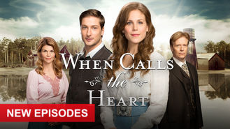 Netflix box art for When Calls the Heart - Season 3
