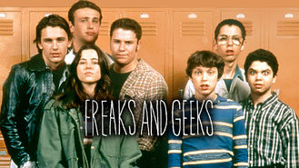 Netflix box art for Freaks and Geeks - Season 1