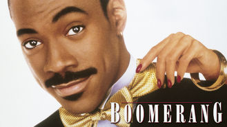 Netflix box art for Boomerang