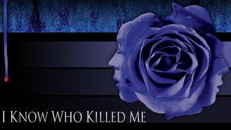 Netflix box art for I Know Who Killed Me