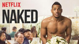 Netflix Box Art for Naked