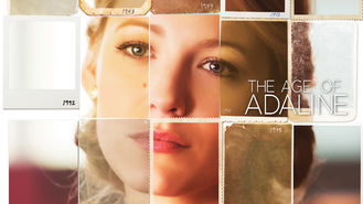 Netflix box art for The Age of Adaline