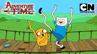 Netflix box art for Adventure Time - Season 6