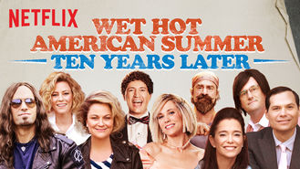Netflix box art for Wet Hot American Summer: Ten Years Later - Season 1