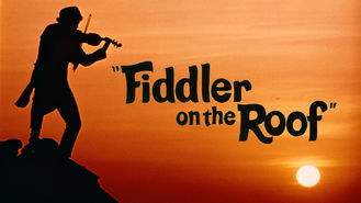 Netflix box art for Fiddler on the Roof
