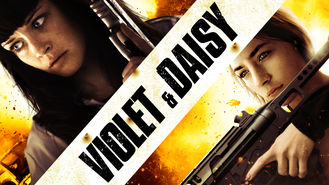 Netflix box art for Violet & Daisy