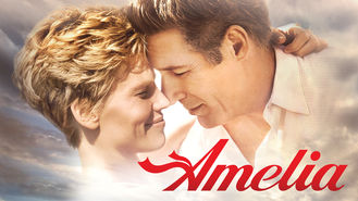 Netflix box art for Amelia