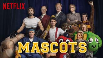 Netflix box art for Mascots