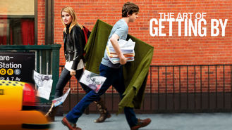 Netflix box art for The Art of Getting By