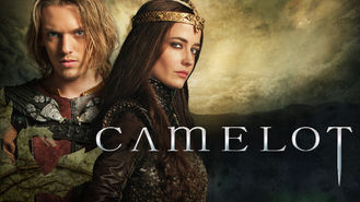 Is Camelot, Season 1 on Netflix?