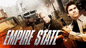Netflix box art for Empire State