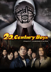 20th Century Boys: Chapter 1: Beginning of the End Netflix KR (South Korea)