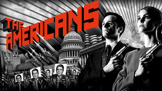 Netflix box art for The Americans - Season 3