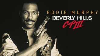Netflix box art for Beverly Hills Cop III