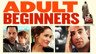 Netflix box art for Adult Beginners