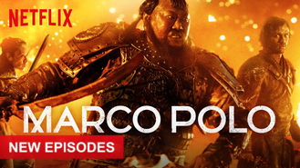 Netflix box art for Marco Polo - Season 2