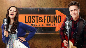 Netflix box art for Lost & Found Music Studios - Season 1