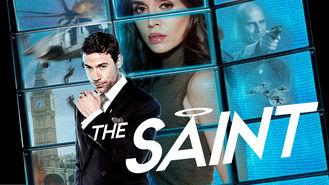 Netflix box art for The Saint