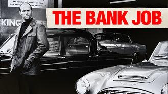 Netflix box art for The Bank Job