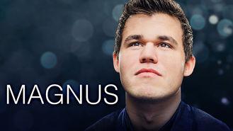 Netflix box art for Magnus