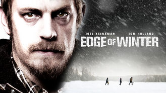 Netflix box art for Edge of Winter