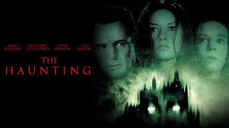 Netflix box art for The Haunting