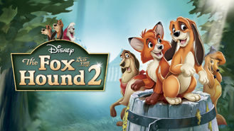 Netflix box art for The Fox and the Hound 2