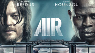 Netflix box art for Air
