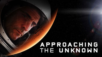 Netflix box art for Approaching the Unknown