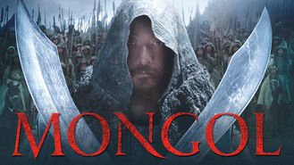 Is Mongol on Netflix?