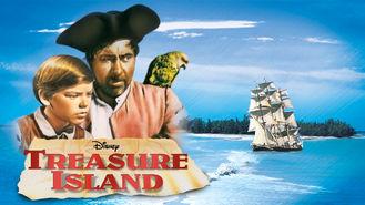 Netflix box art for Treasure Island
